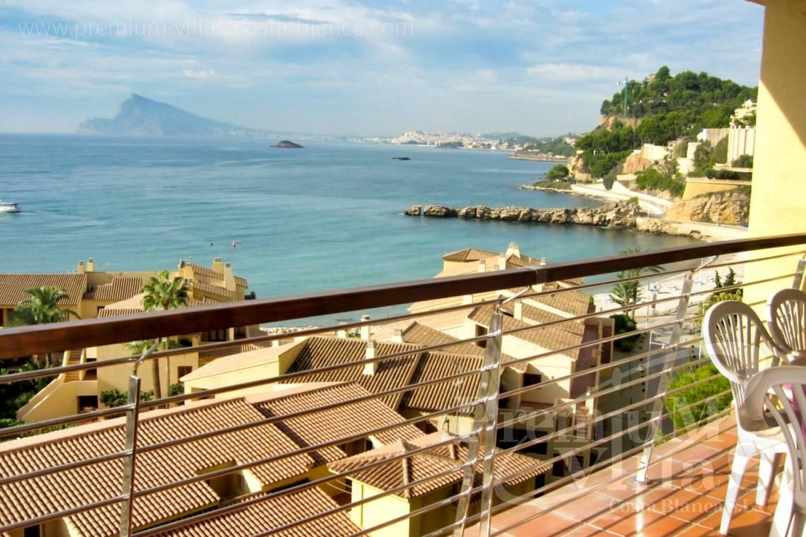 Buy 2 bedroom apartment in Altea Spain - A0624 - Apartment with sea views in Marina Greenwich Altea  15