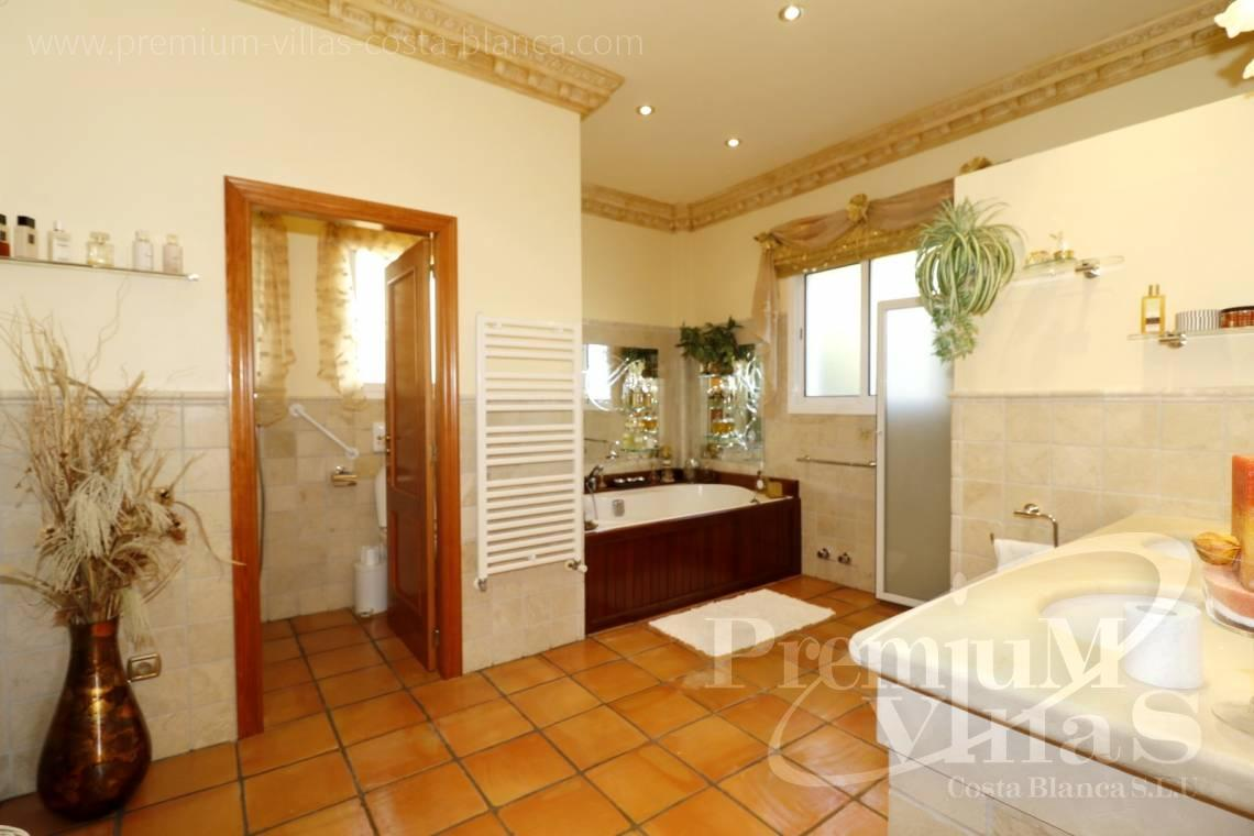 - C2410 - Luxury house with stunning sea views in the Sierra de Altea 15