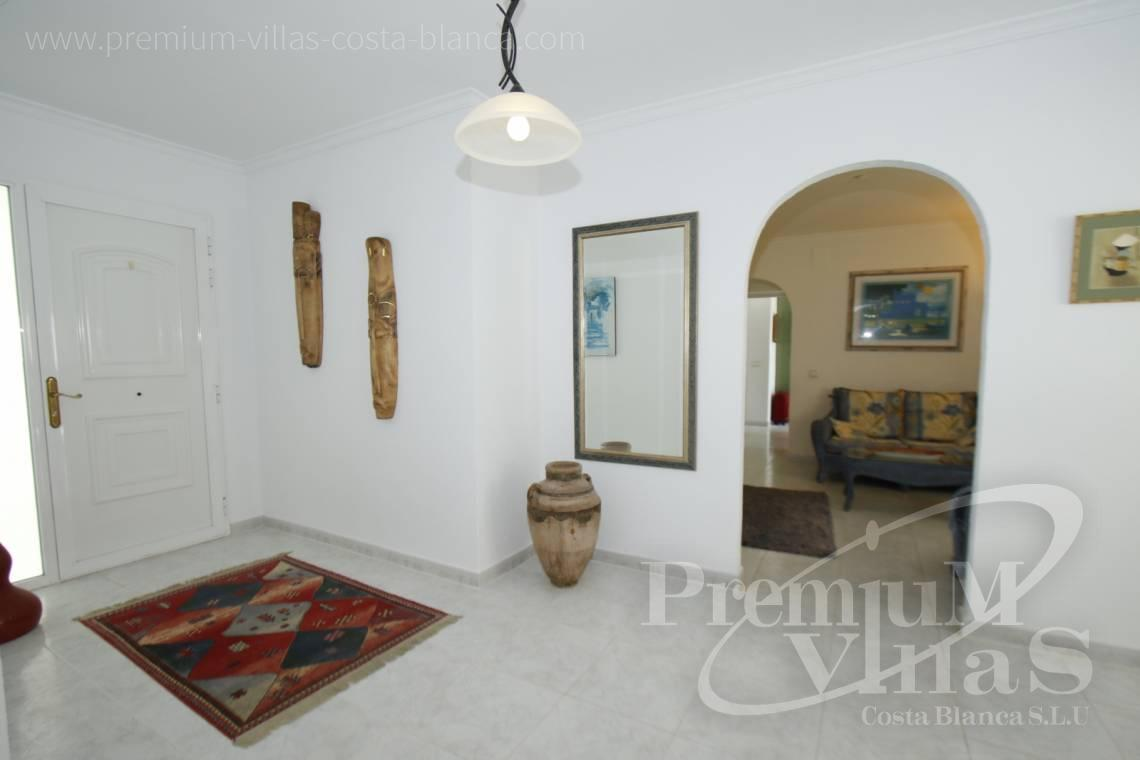 - C2202 - Beautiful house on flat plot in Calpe 18