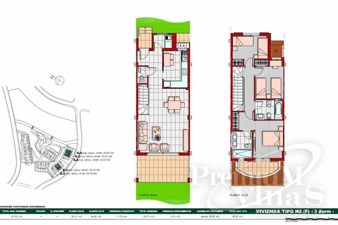 - C2269 - Newly built 3 bedroom terraced houses in Finestrat 26