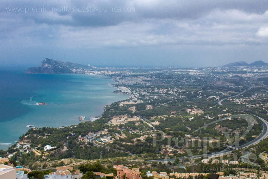 - C2189 - Single family homes in Altea Hills with stunning sea views 28