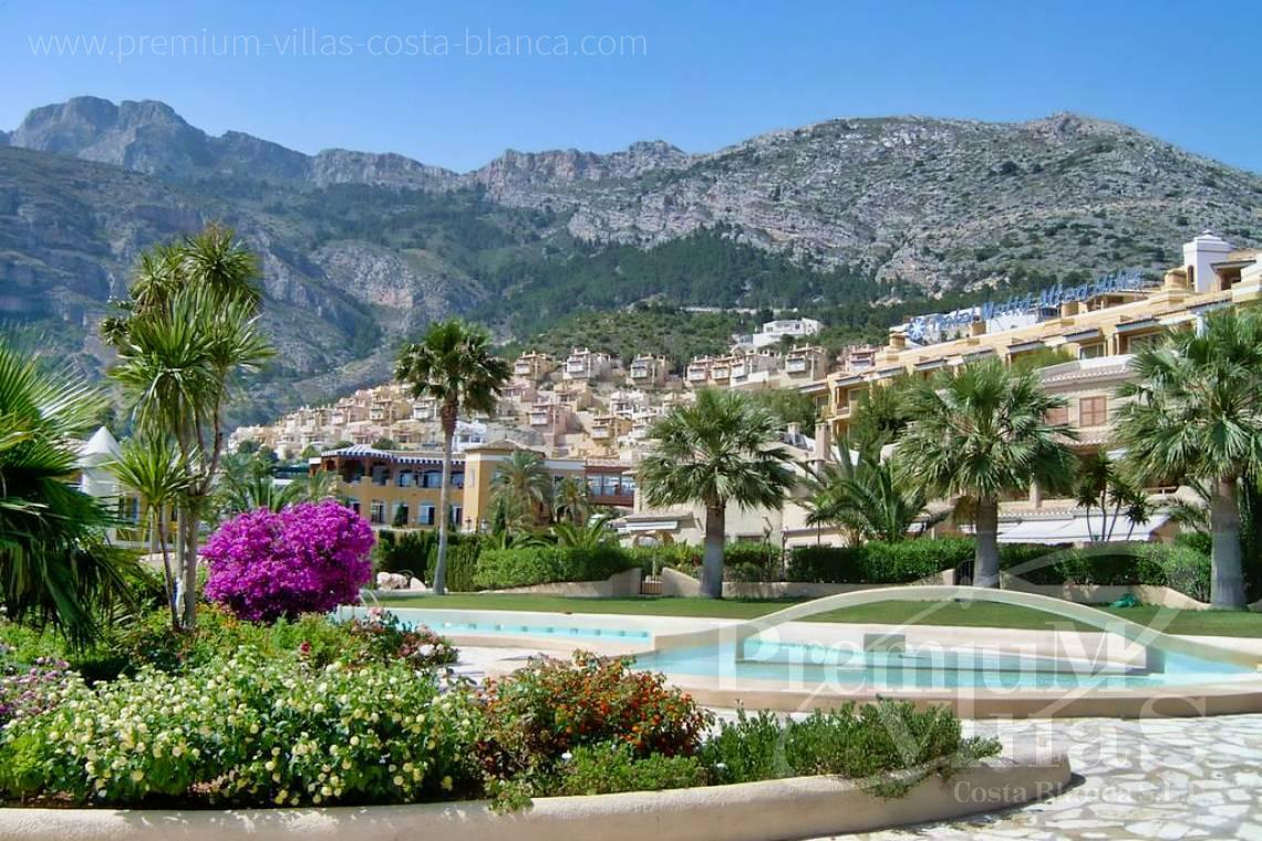 - A0561 - Beautiful duplex apartment in Altea Hills with sea views  6