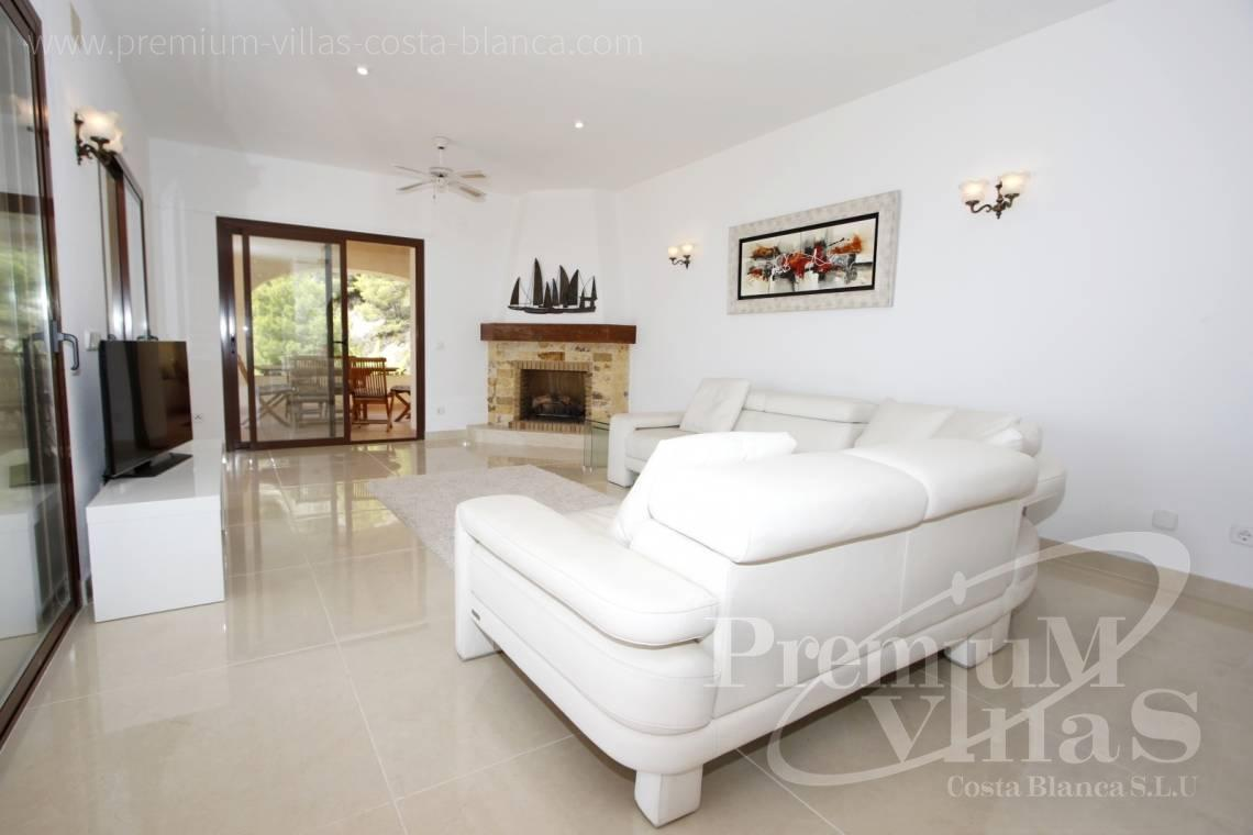 - C1962 - Mediterranean villa on a top location in Altea Hills with Tennis court 12