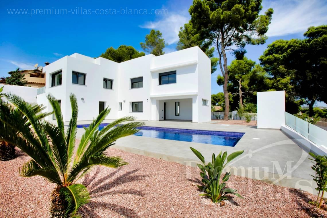- C2452 - Modern villa with guest appartment in Moraira 5