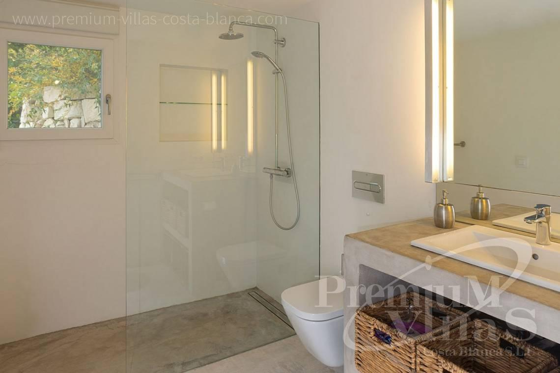 - CC2385 - Modern villa with panoramic sea views in Moraira 23