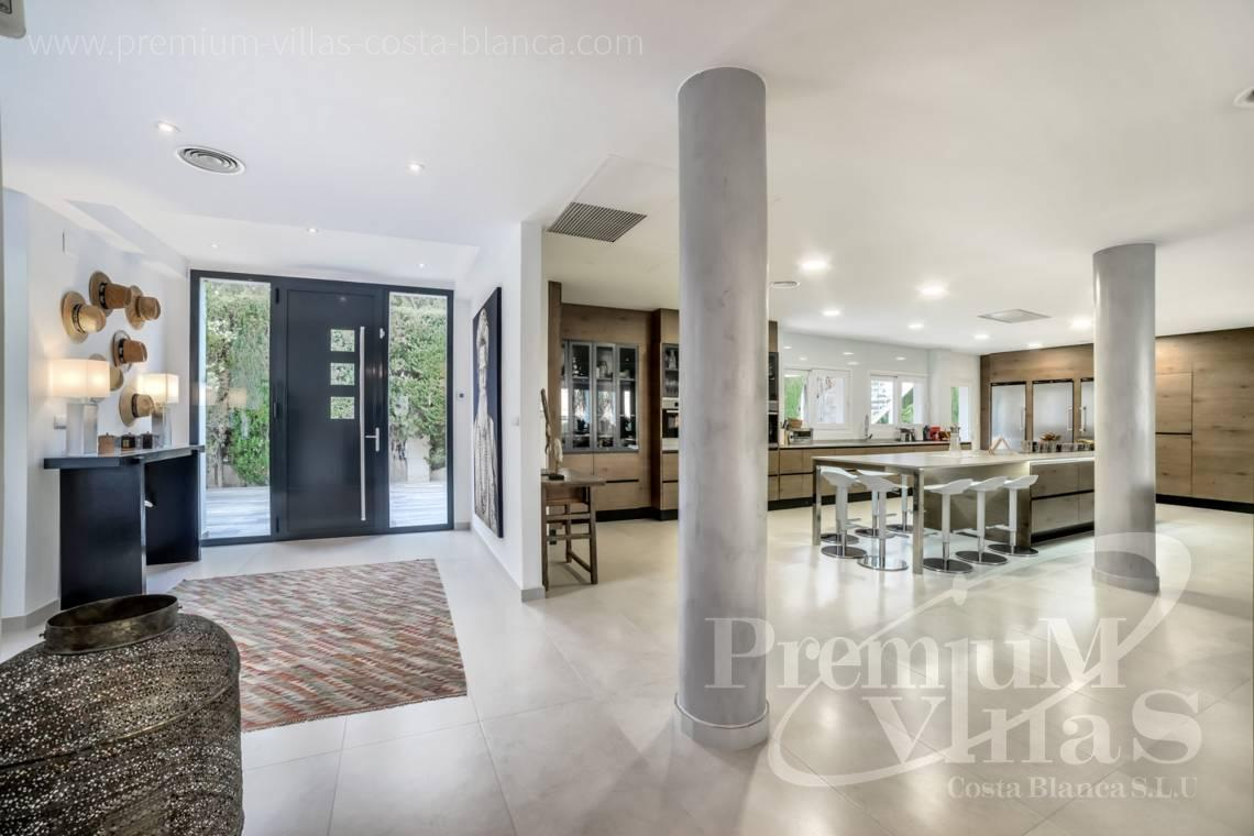 - C2244 - Luxury mansion in the urbanization Montíboli in Villajoyosa 6