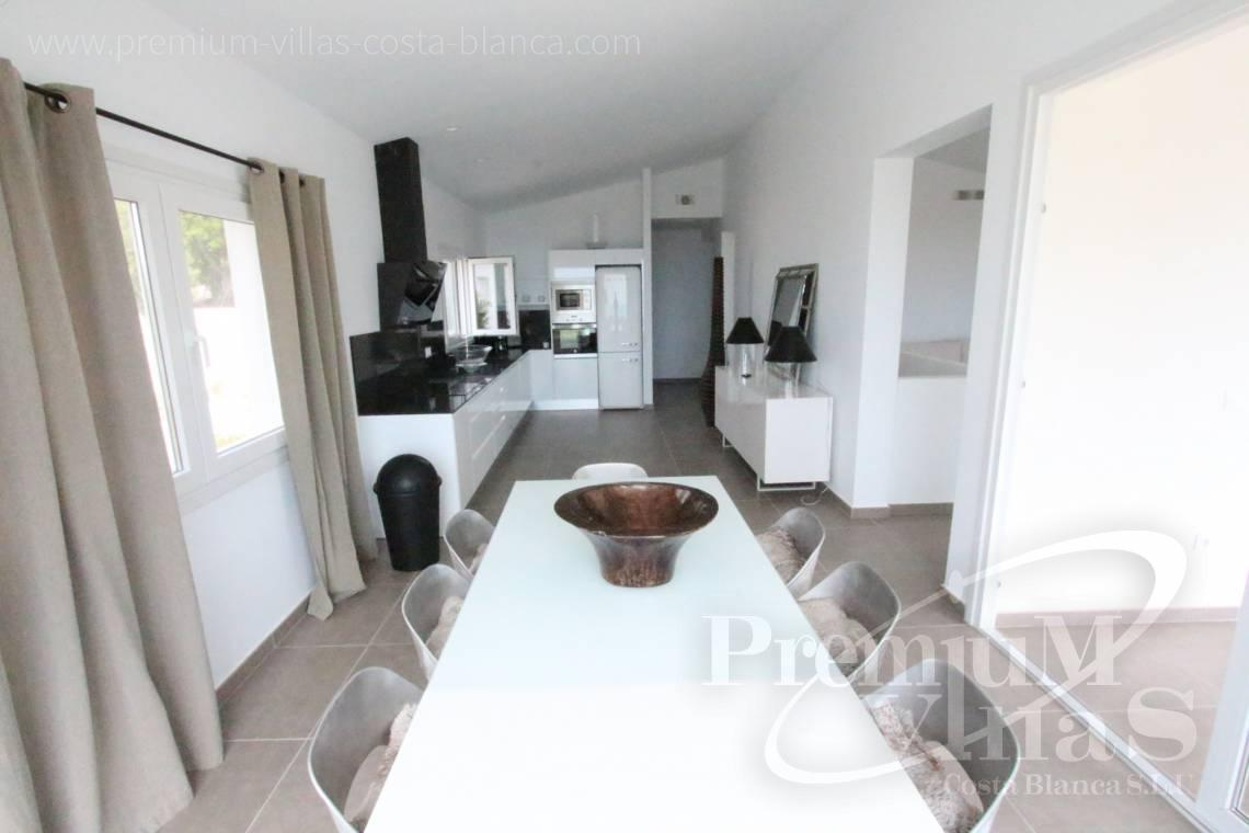 - CC2387 - Ibizan style villa with sea views in Altea 8