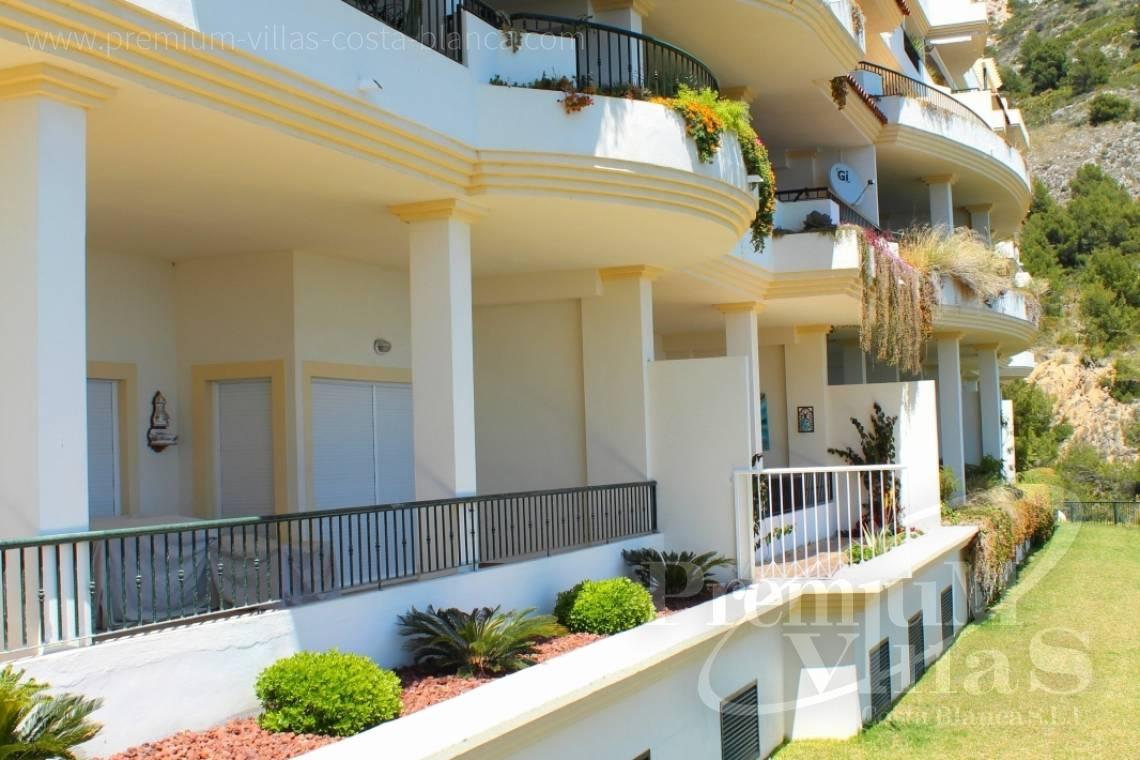 Apartment in urbanization Oasis Beach Altea - A0595 - Oasis Beach Frontline apartment 19
