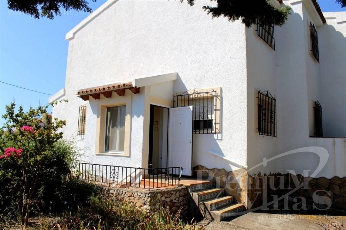 - C2215 - Villa in Calpe with 4 bedrooms, just 5 minutes from the beach, shops and restaurants. 22