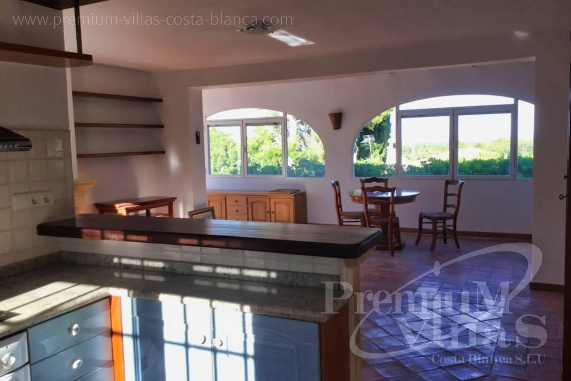 - CC2307 - Mediterranean house with sea views in Benissa Costa 13