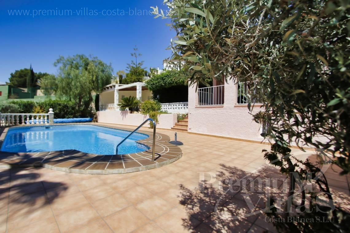 - C2129 - Privately located villa with sea view and beautiful garden in Altea 21