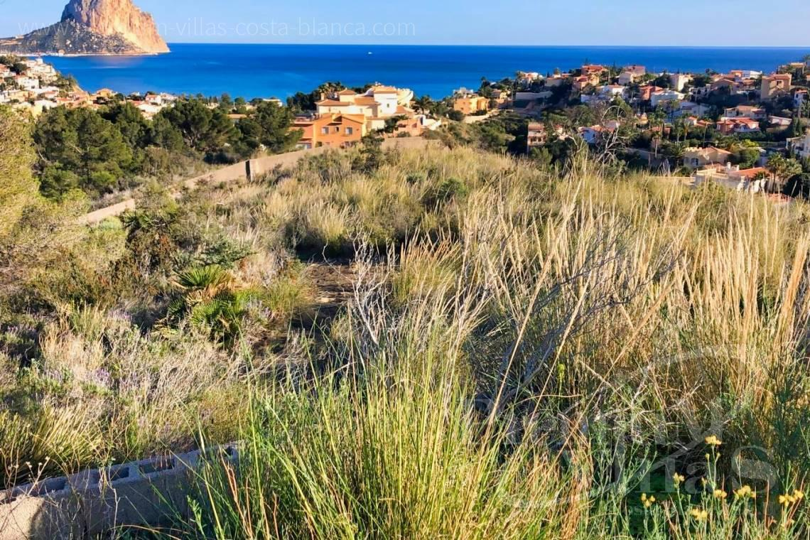 - 0219G - 4 building plots in package in Calpe, La Canuta for sale 3