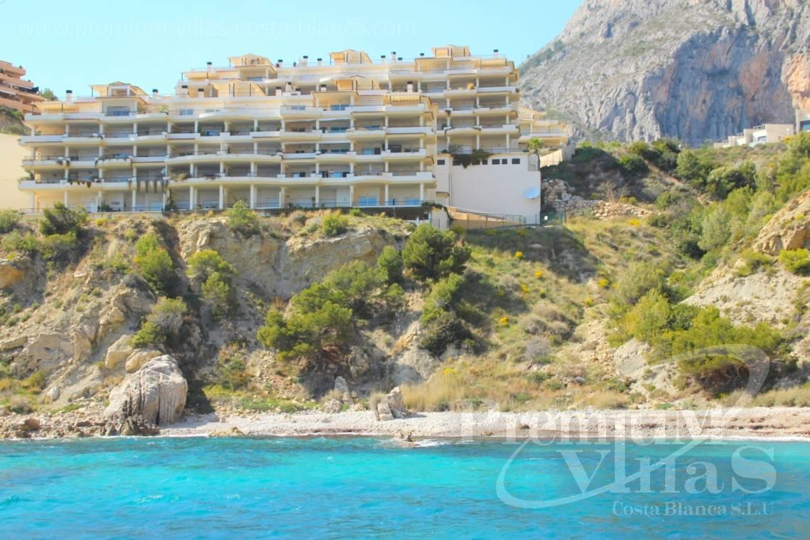 buy apartment  Altea Costa Blanca Spain - A0565 - Apartment in Mascarat at 150m from the beach 1