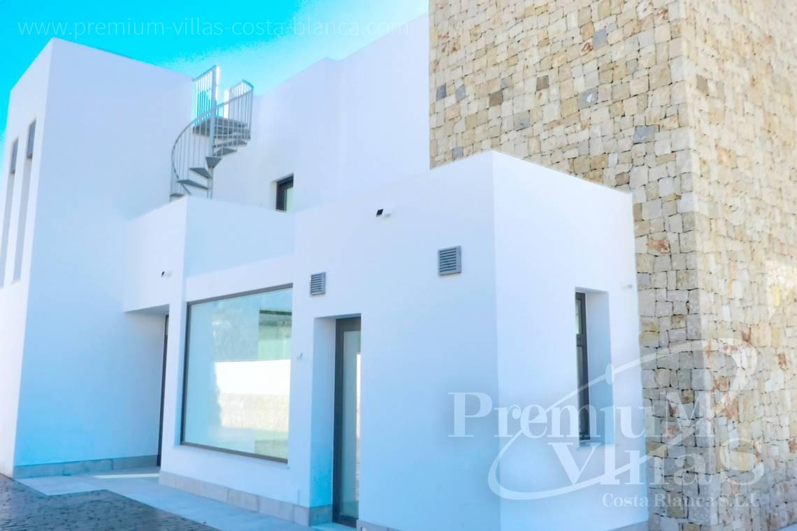 - C2176 - Modern villa in Moraira close to the beach and the golf course  13