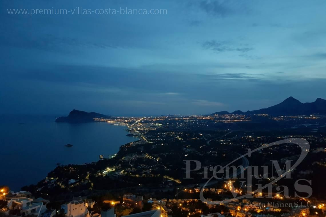 - C2189 - Single family homes in Altea Hills with stunning sea views 26