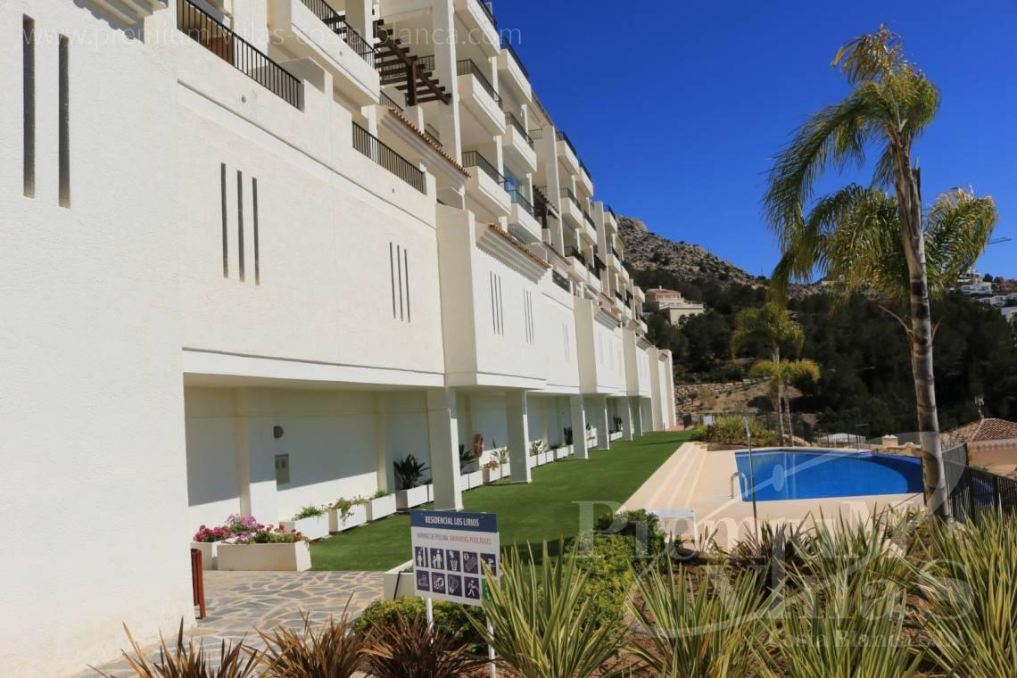 Apartment for sale in residential Los Lirios Altea Hills - A0577 - Modern apartment for sale in Altea Hills 2