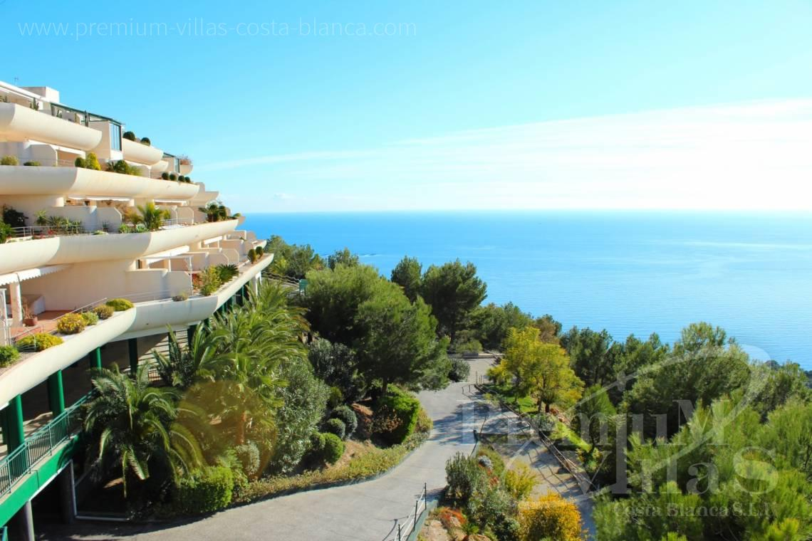 - A0563 - Opportunity! Penthouse in Altea Hills with 100m² terraces and a perfect sea view 13