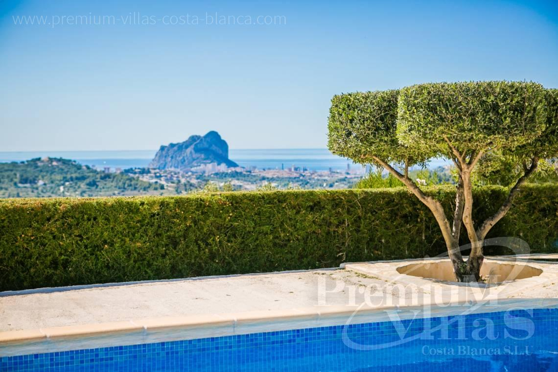 - C2170 - Beautiful finca in Benissa with breathtaking sea views 28