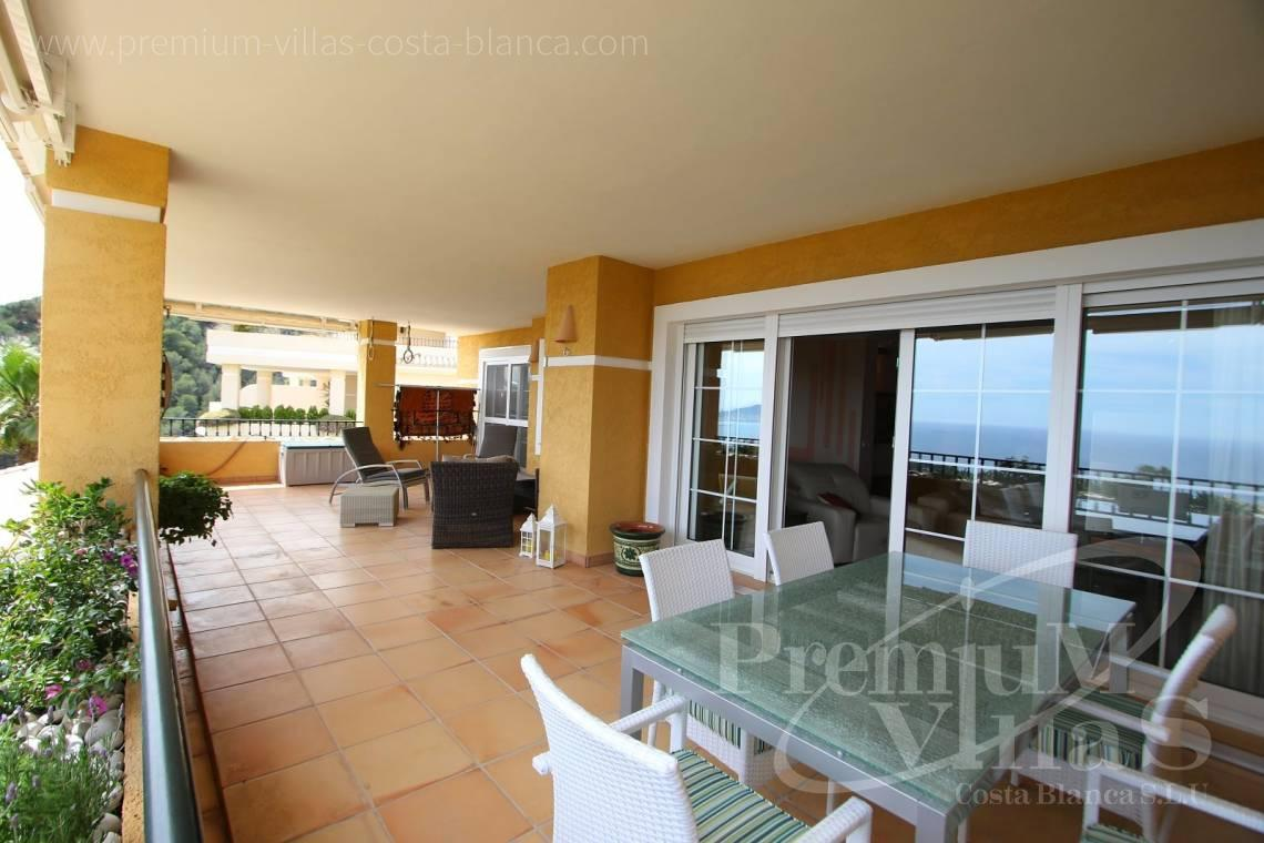 - A0546 - Luxury apartment in Residential Ducado Real with stunning sea views in Altea Hills 4