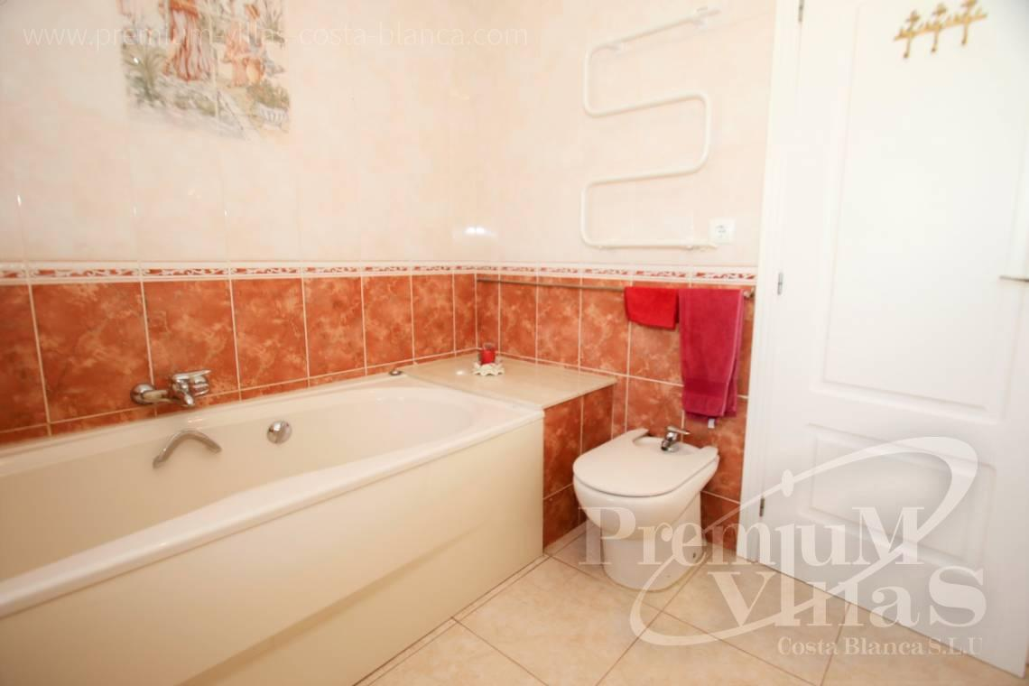 - C2183 - Villa in central urbanization of Calpe close to the beaches and all amenities 18