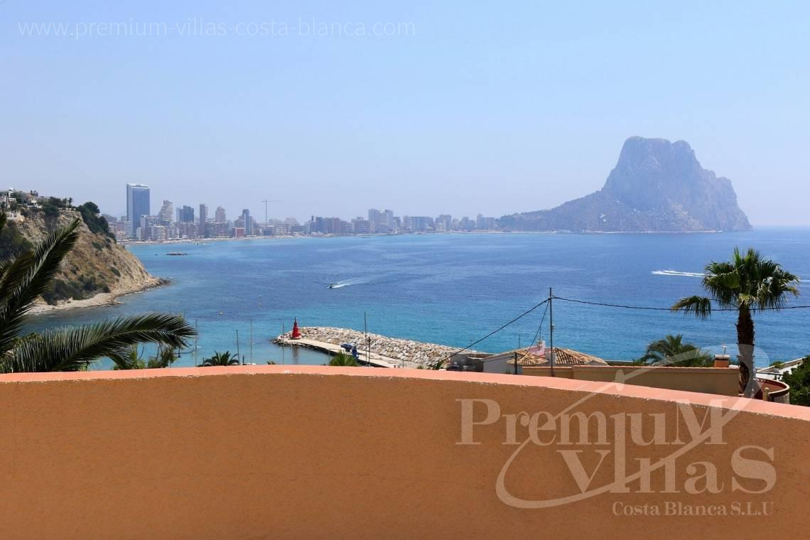 Buy villa with sea views in Calpe Costablanca - C2069 - Lovely villa near the sea in Calpe 1