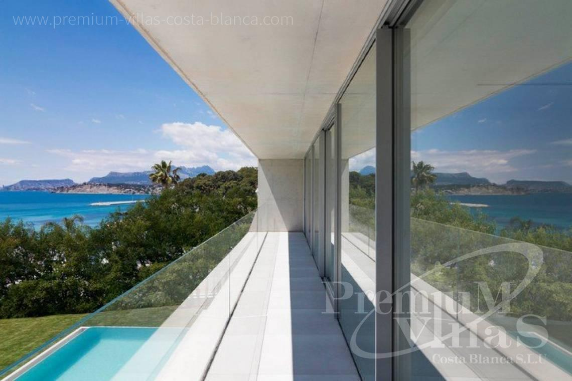 Modern luxury villa for sale in Moraira Costa Blanca - C2343 - Modern luxury villa in Moraira 6
