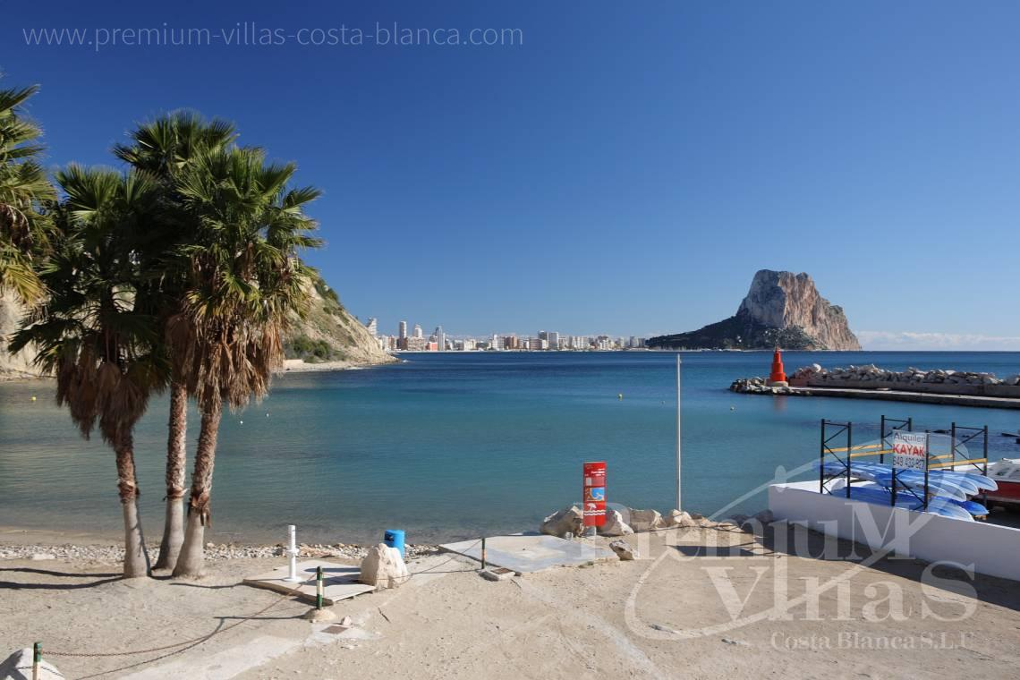 House in Calpe Costablanca near the sea  - C1849 - Villa located only 200m from the beach and sports harbour in Calpe 4