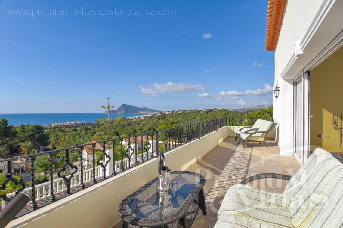For sale villa with guest apartment in Sierra de Altea - C2305 - Luxury villa with sea views in the Sierra de Altea 5