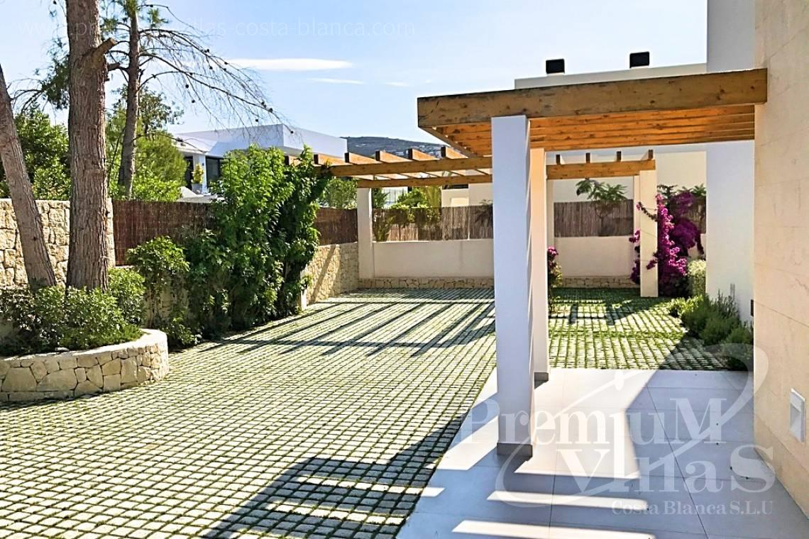 Bioclimatic villa for sale in Moraira Costa Blanca - C2075 - Bioclimatic villa for sale 10