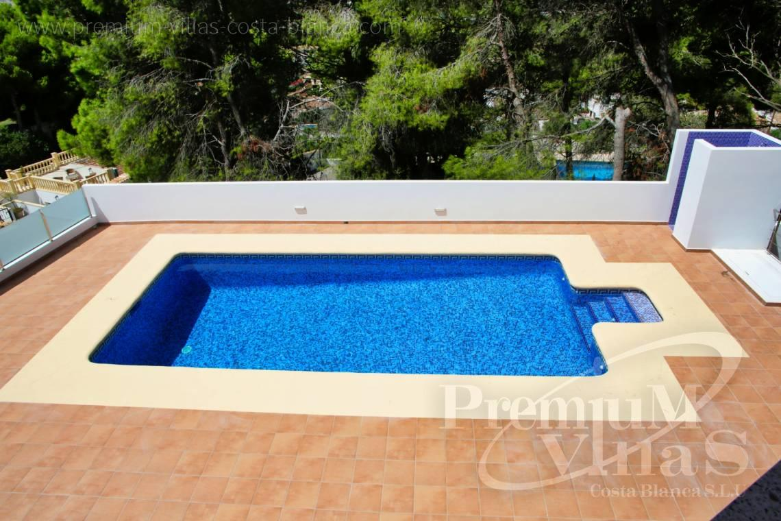 - C2451 - Modern house with sea views in Moraira 21