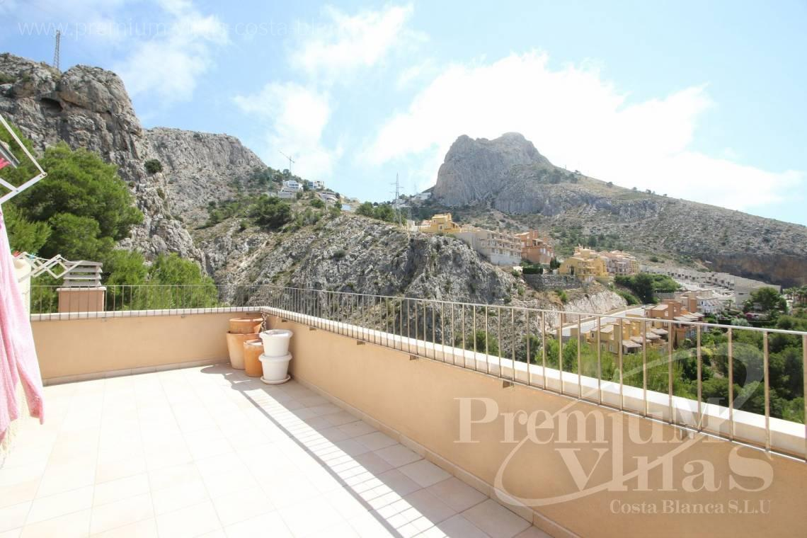 Buy property with large terrace Mascarat Altea - A0552 - Beautiful and spacious penthouse in Mascarat 25
