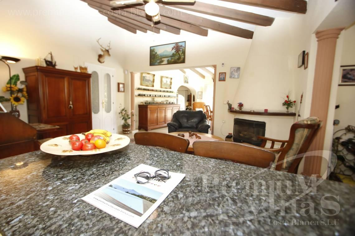 - C2293 - 4 bedroom Mediterranean villa in Altea 16
