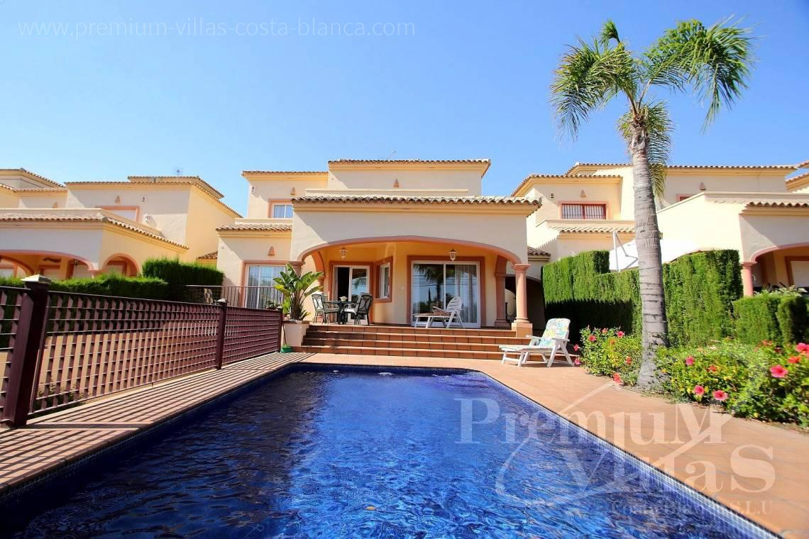 Buy villa near Altea Costablanca - C2071 - Well maintained villa nearby Altea 1