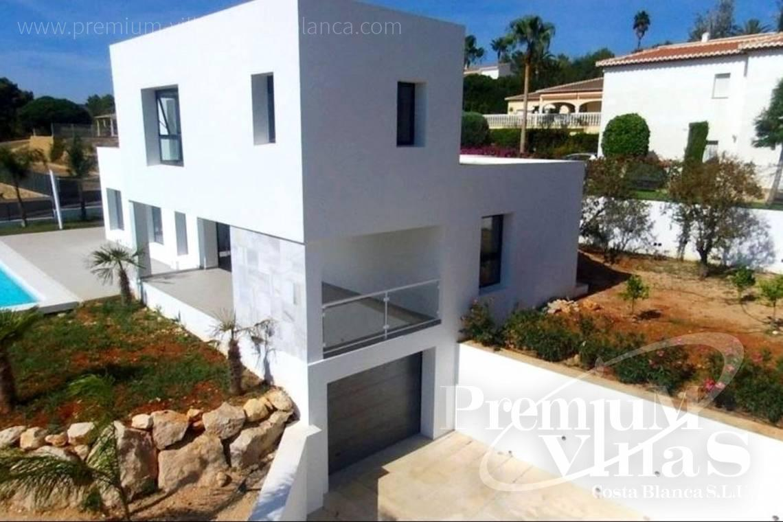 - C2164 - Newly built villa near the Javea Golf Course with spectacular mountain views. 9