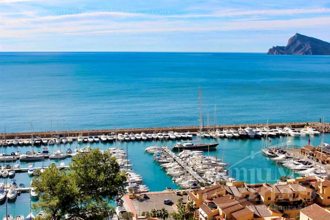 For sale apartment with sea views in Altea Spain - A0624 - Apartment with sea views in Marina Greenwich Altea  13
