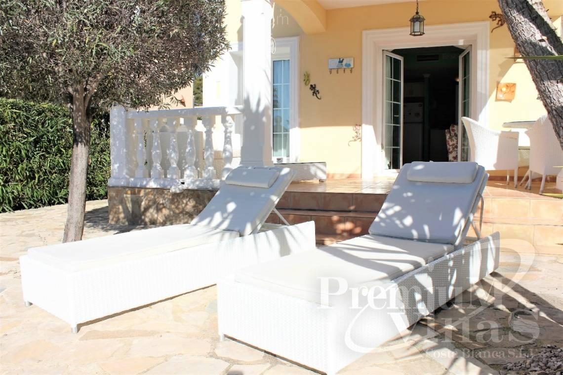 - C2144 - Lovely bungalow in Calpe just 2 km from the beach 23