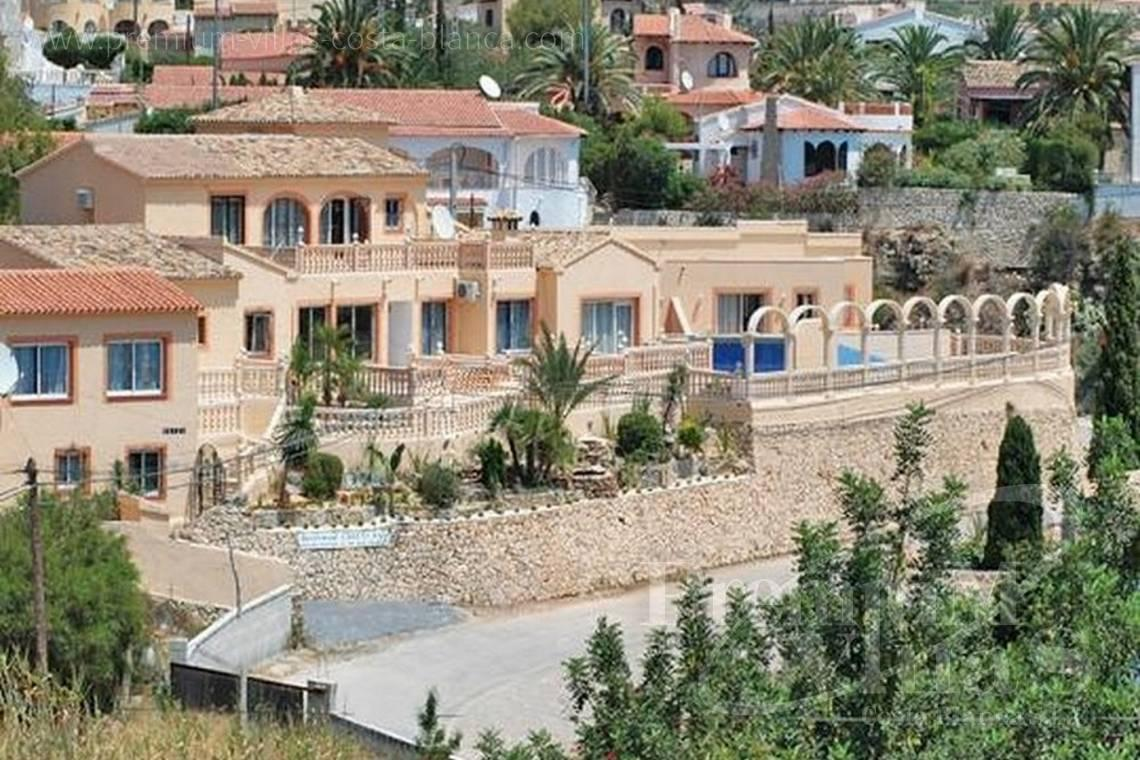 House villa for sale Calpe Costa Blanca - C1697 - Property of 8 apartments only 150 meters away from the harbor, Calpe 2