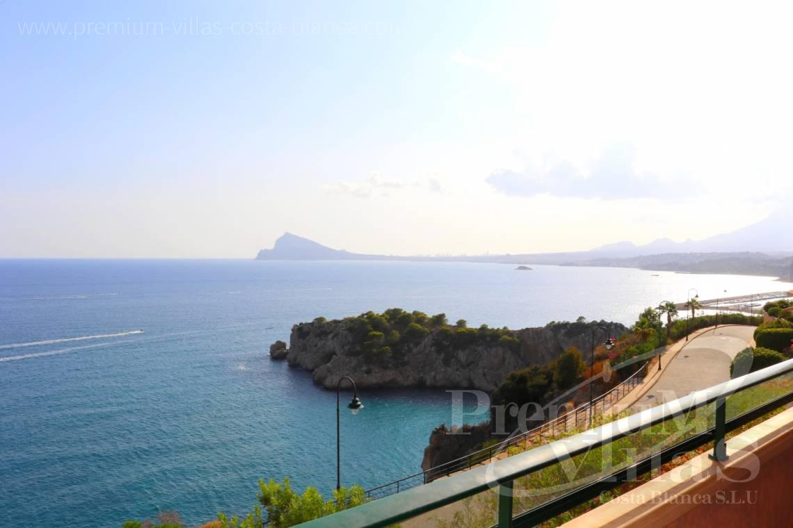 Apartments penthouse duplex for sale at the sea front Altea Costablanca - A0584 - Apartment at the see front, close to all amenities in Altea 3