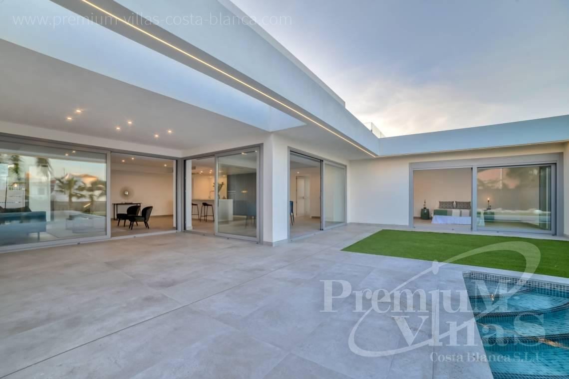 Buy luxury villa near the beach in Benissa Costa Blanca - C2206 - Modern luxury villa in Benissa just 1,500m from the sea 5