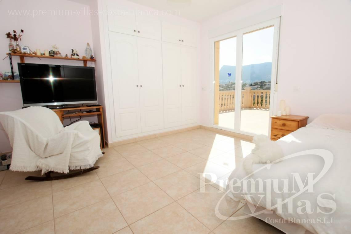 - C2183 - Villa in central urbanization of Calpe close to the beaches and all amenities 17
