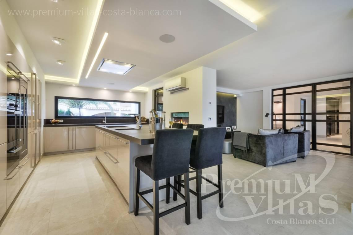 Modern villa with domotics for sale in La Nucia Spain - C2010 - Modern villa with large guest apartment 17