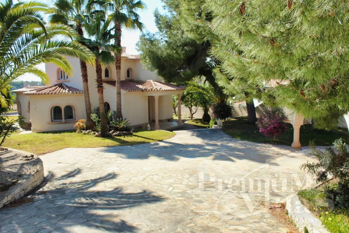 - C2337 - Luxury villa in Benissa with nice sea views 7
