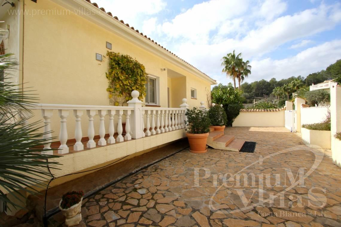 - C2017 - Nice sea view villa with spacious guestapartment 7