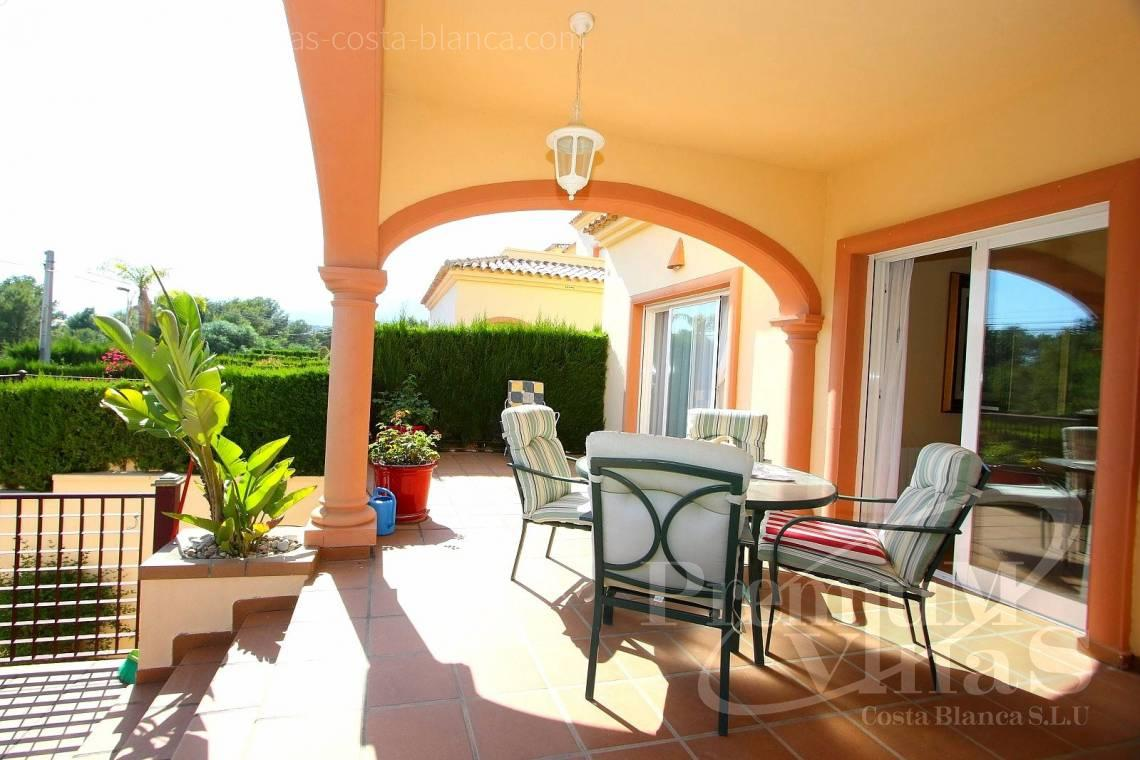 buy house villa Altea Costa Blanca - C2071 - Well maintained villa nearby Altea 19