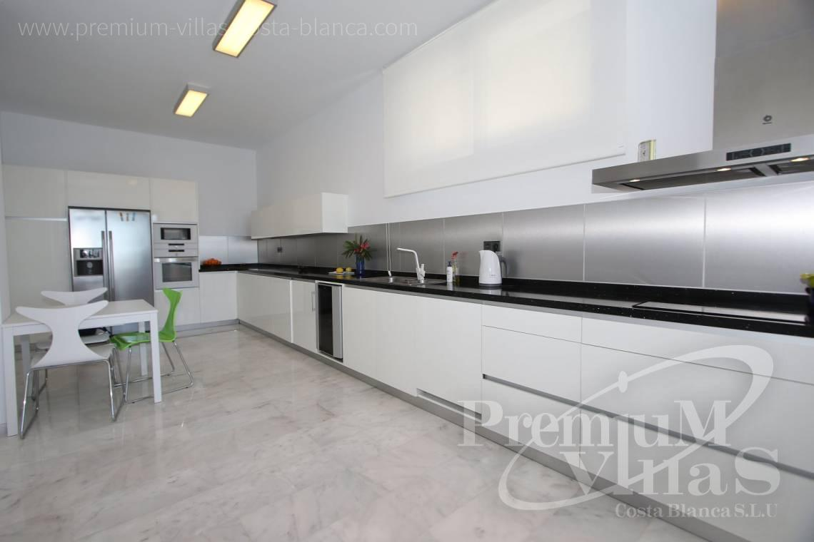 - C2048 - Modern villa for sale with panoramic sea views in Altea Hills 5