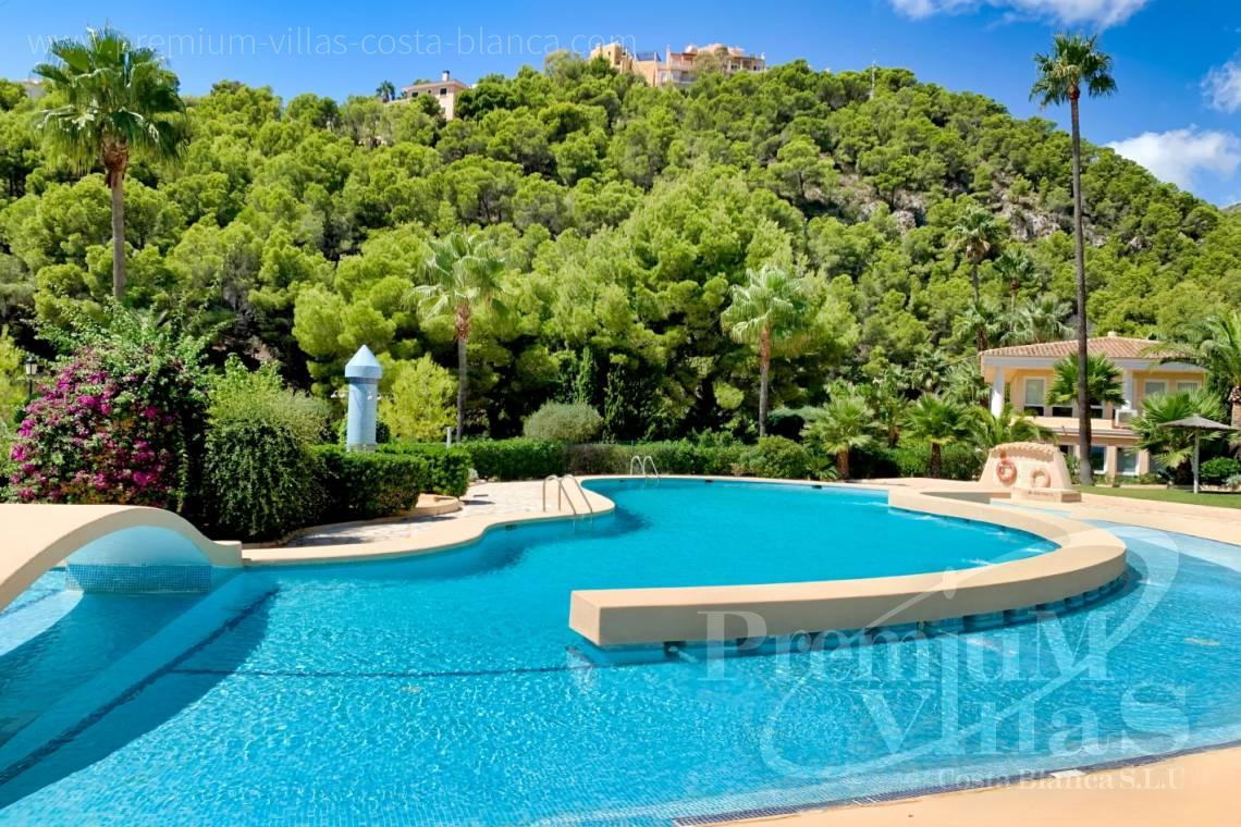 - A0683 - Ground floor with large garden and sea views in Altea Hills 20