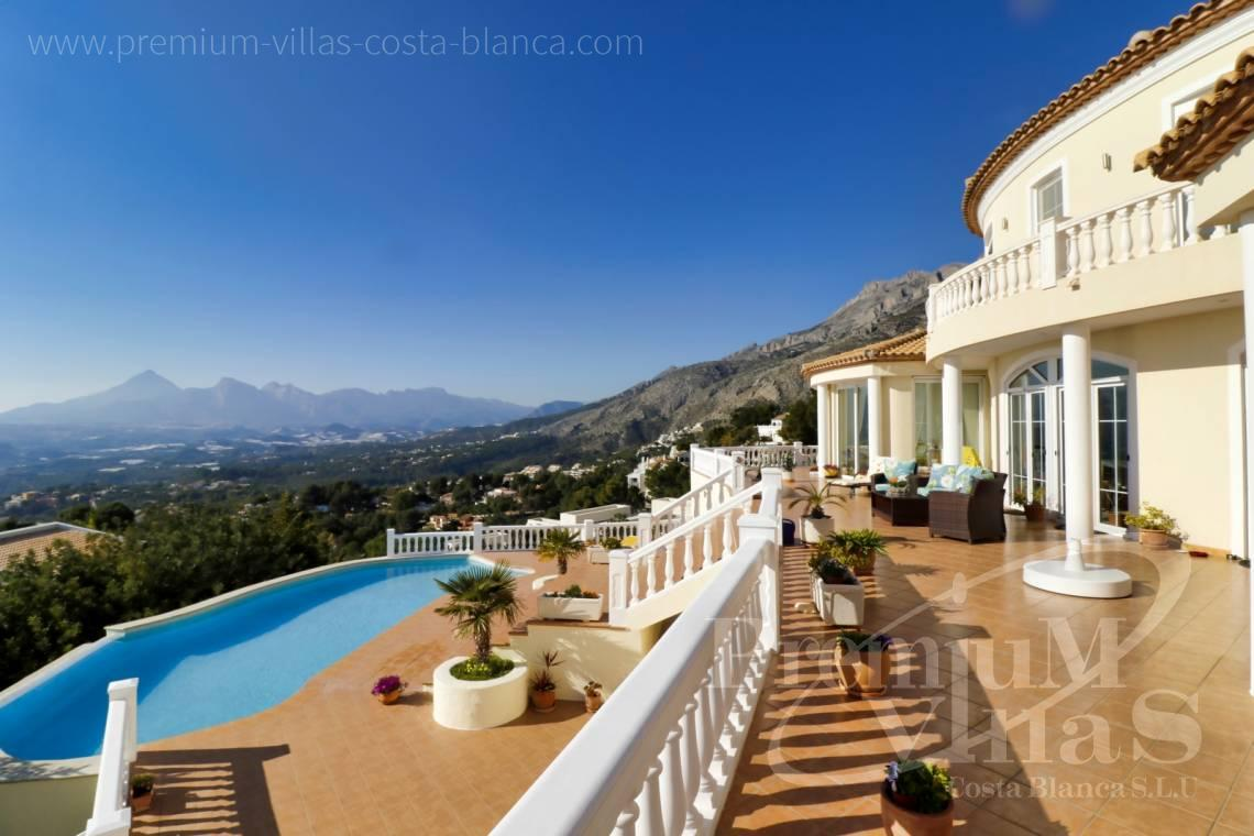 - C2251 - Luxury villa in prime location in Altea 25