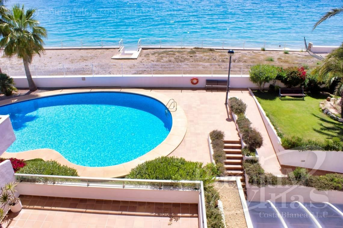 Apartment for sale in Cap Negret Altea - AC0615 - First line beach apartment in Altea 20