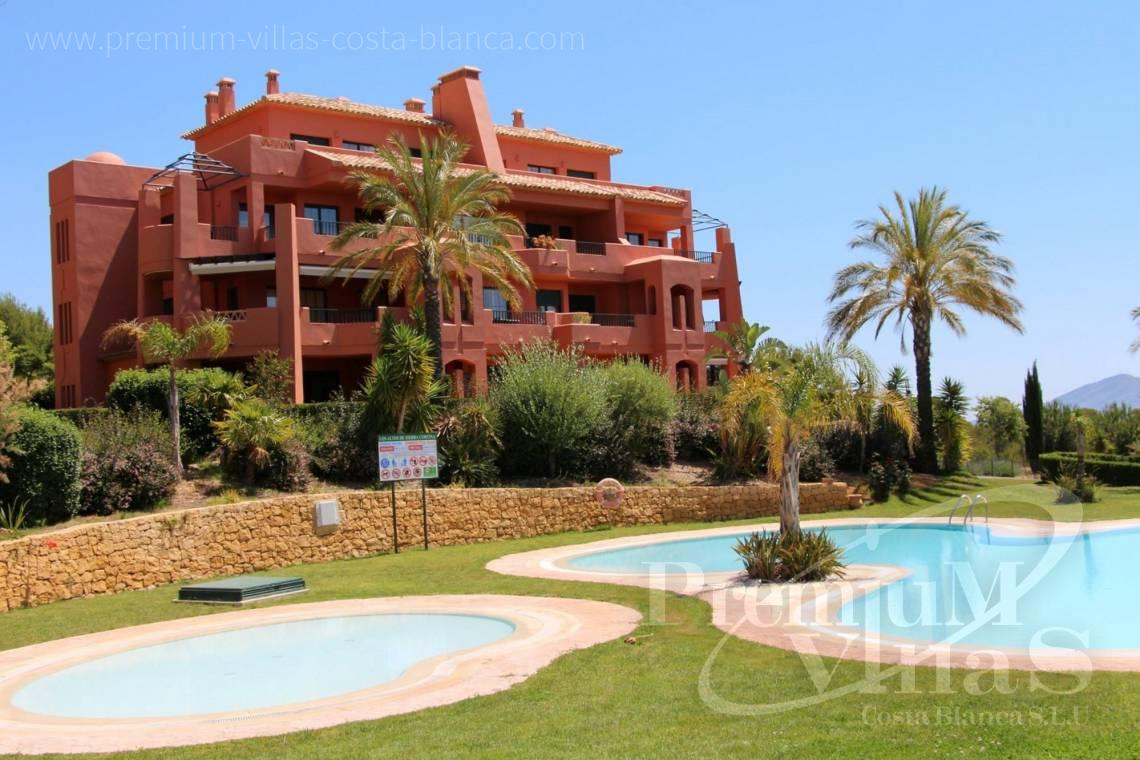 Buy apartment in Sierra Cortina Finestrat - A0640 - Ground floor with sea views in Finestrat 3