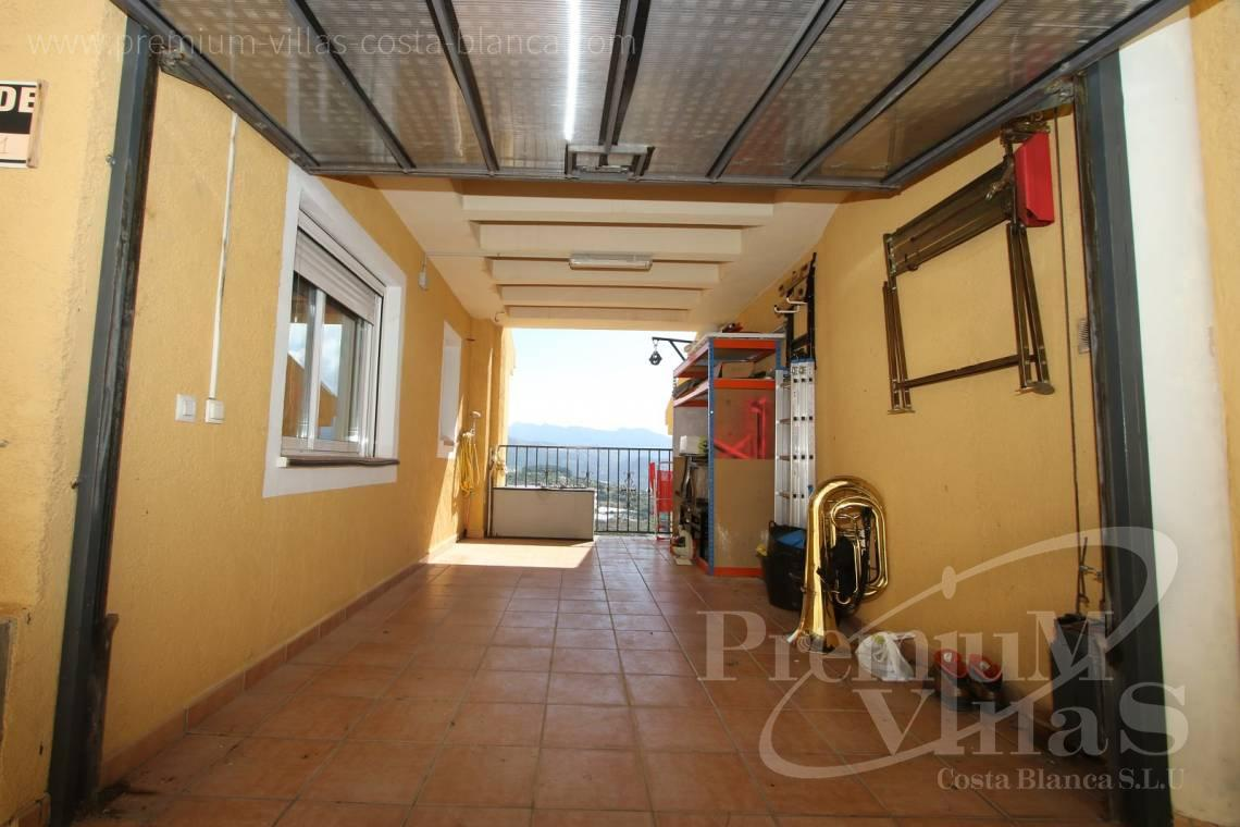 - C2062 - Lovely house with wonderful views and pool in Callosa 16